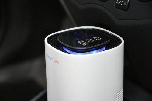易事关怀Smart随身车载空气净化器实测