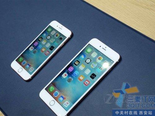 新品上市 新机苹果6S咸阳接受预定