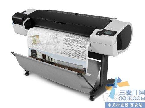 大幅面打印机 惠普1300PS报价33000元