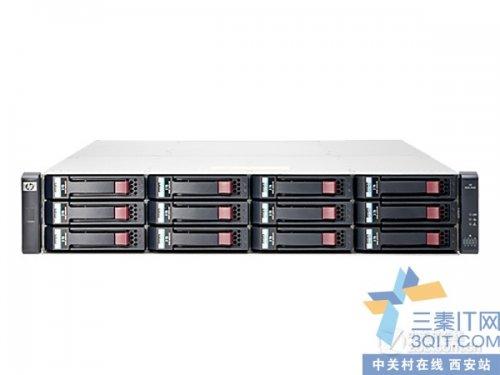 业界领先 HP MSA 1040双存储系统40000元