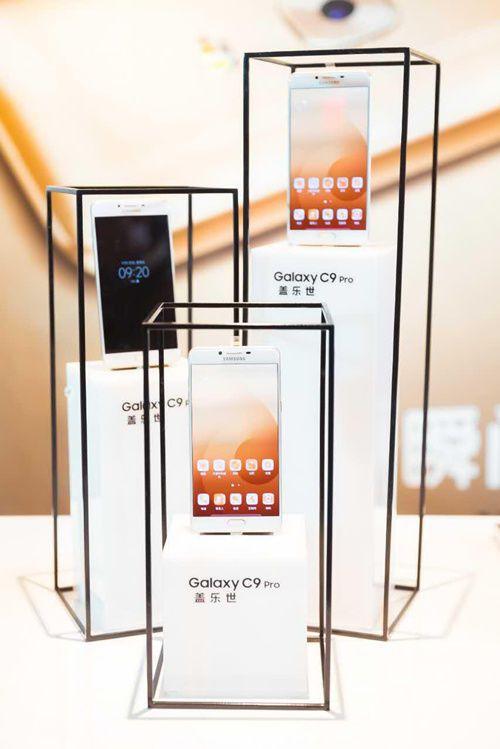 三星Galaxy C9 Pro:用有意义的创新,让你在每一个瞬间感受到诚意