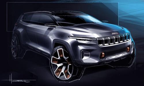"""""""Jeep云图""""或许将开启SUV的下一个时代"""
