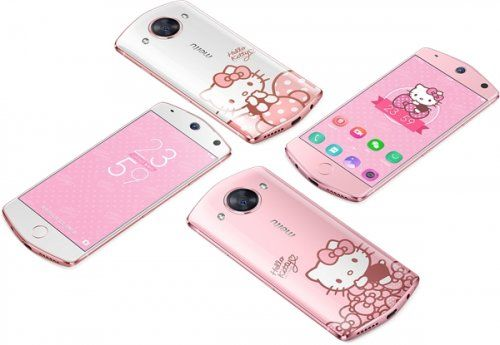美图M8 Hello Kitty版西安报价3300元