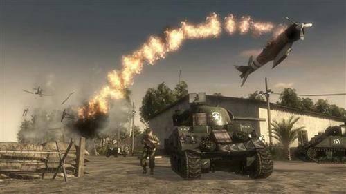 首款DX11游戏《战地1943》将于25日上线